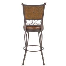 "<strong>Powell Furniture</strong> 30"" Bar Stool with Cushion"