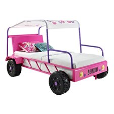 Girls Buggy Twin Bed