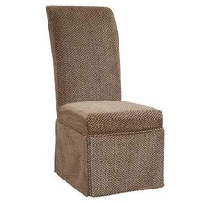 <strong>Powell Furniture</strong> Classic Seating Dining Chair Skirted Slipcover