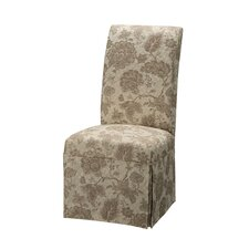<strong>Powell Furniture</strong> Classic Seating Parson Chair Skirted Slipcover