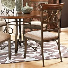 Cafe Hamilton Side Chair(Set of 2) (Set of 2)