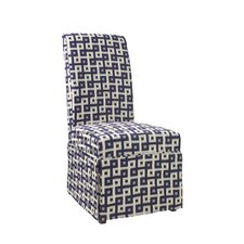 Parson Chair Skirted Slipcover