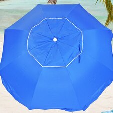 9' Fiberglass Heavy Duty Beach Umbrella