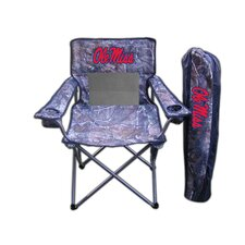 NCAA Realtree Camo Chair