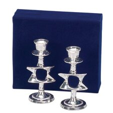 Silverplated Candlestick (Set of 2)