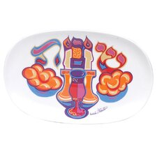 <strong>Israel Giftware Design</strong> Shabbat Tray
