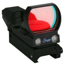 Sensor Reflex with an Automatic Reticle Brightness Control