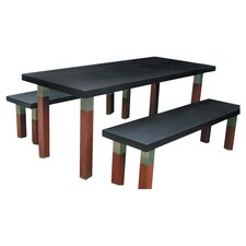 <strong>Modern Outdoor</strong> Kenji Dining Table