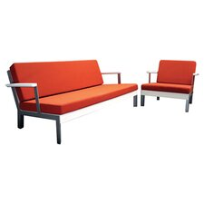 <strong>Modern Outdoor</strong> Etra Sofa with Cushions