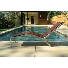 <strong>Modern Outdoor</strong> Talt Chaise Lounge