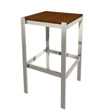 "Luma 29.5"" Barstool with Backless"