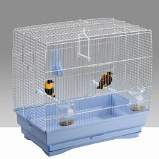 Irene 3 Bird Cage in Blue