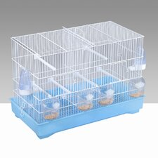 Cova 55 Canary Cage in White