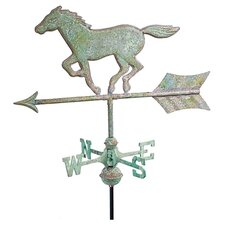 Cottage Weathervane Horse