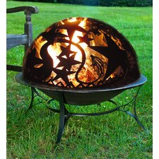Orion Dome Fire Pit Set