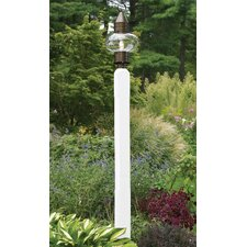 "<strong>Good Directions</strong> Lazy Hill Farm Revere 104"" Lantern Post"
