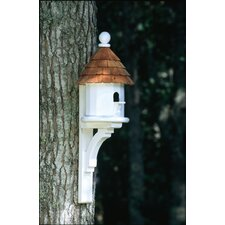 <strong>Good Directions</strong> Lazy Hill Farm Shingled Bird House