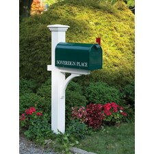<strong>Good Directions</strong> Lazy Hill Farm Sovereign Mailbox Post