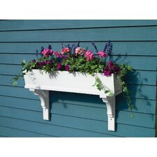 Lazy Hill Farm Sunrise Window Planter Box