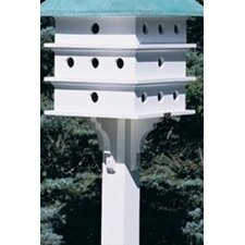 Lazy Hill Farm Square Vinyl Post and Brackets