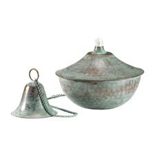 Garden Oil Lamp (Set of 4)