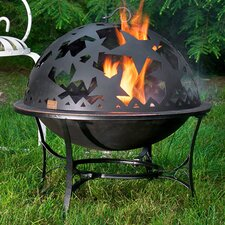 <strong>Good Directions</strong> Starry Night Dome Fire Pit Set