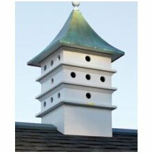 Lazy Hill Farm Ultimate Martin Bird House Vinyl Cupola