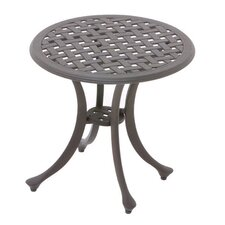 Portofino Round Aluminium Coffee Table