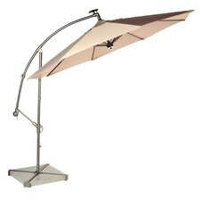 Exeter 300cm Solar Side Post Parasol