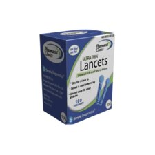 <strong>Simple Diagnostics</strong> Pharmacist Choice Twist Top 30G Lancets (pack of 100)