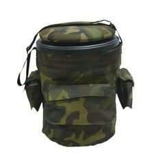 Deluxe Sports Bucket Picnic Cooler