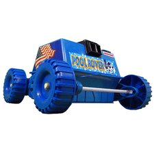 Pool Rover Jr for Above-Ground Pool Cleaner in Blue