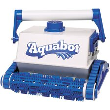 Aquabot Pool Cleaner in White