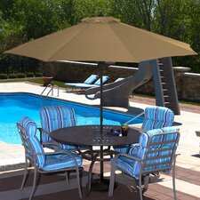 9' Spring-Up Market Umbrella