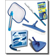 <strong>Swim Time</strong> Large Pool Maintenance Kit