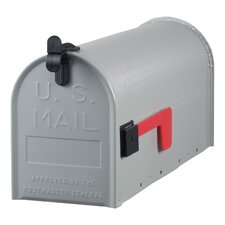 <strong>Solar Group</strong> Standard Gauge Galvanized Steel Mailbox
