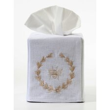 Bee Wreath Tissue Box Cover