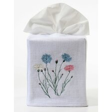 <strong>Jacaranda Living</strong> Wildflowers Tissue Box Cover
