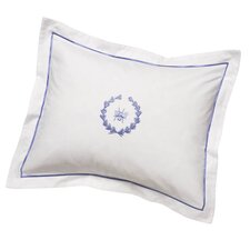 <strong>Jacaranda Living</strong> Bee Wreath Boudoir Pillow Cover