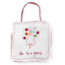 """Shh..I am Being a Princess"" Living Life Door Hanger"