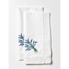 Heather Embroidered Dinner Napkins (Set of 2)