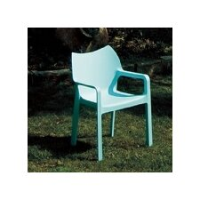 Diva Stacking Dining Arm Chair