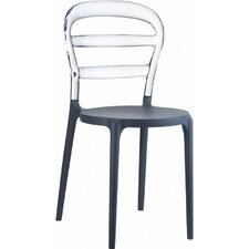 <strong>Compamia</strong> Miss Bibi Stacking Dining Side Chair