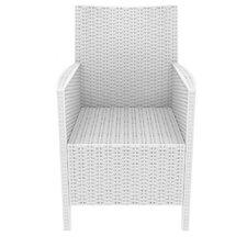 California Resin Wickerlook Chair (Set of 2)
