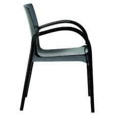 Dejavu Stacking Dining Arm Chair