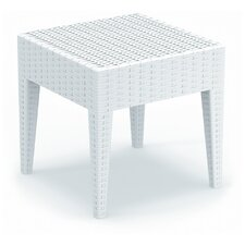 Miami Square Resin Side Table