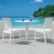 Siesta 3 Piece Dining Set