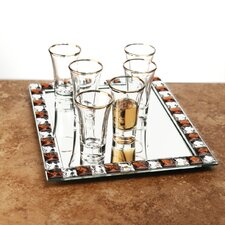 7 Piece Shot Glass Set