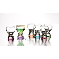 6 Piece Soho Shot Glass Set