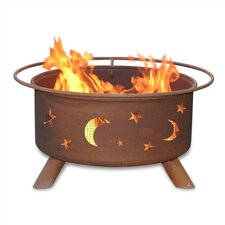 <strong>Patina Products</strong> Evening Sky Fire Pit